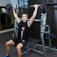 Master the Art of the Overhead Press Featured Image