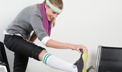 Can't Work Out? Here's What to do at the Office Featured Image
