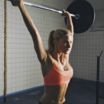 How to Do a Shoulder Press Featured Image