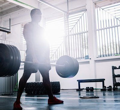 Why Athletes Shouldn't Be Concerned with Lifting Heavy Weights Featured Image