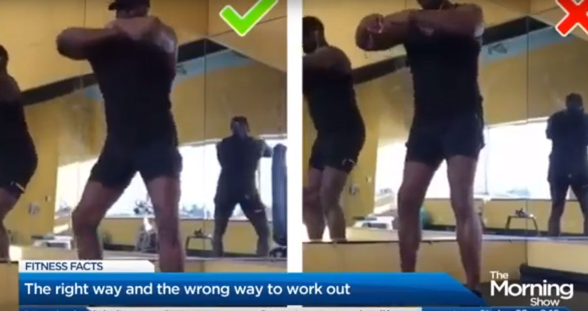The Morning Show – The Importance of Proper Form in Your Workout Featured Image