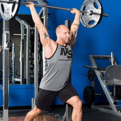 Which Olympic Lifts Should Bodybuilders Learn to Do? Featured Image