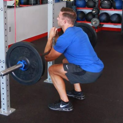 A Complete Guide to The Zercher Squat Featured Image