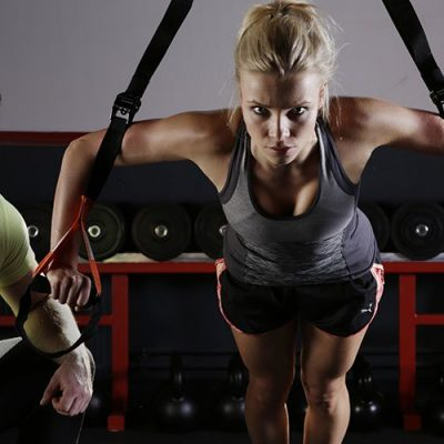 A Complete Guide to Using TRX Suspension Training Featured Image