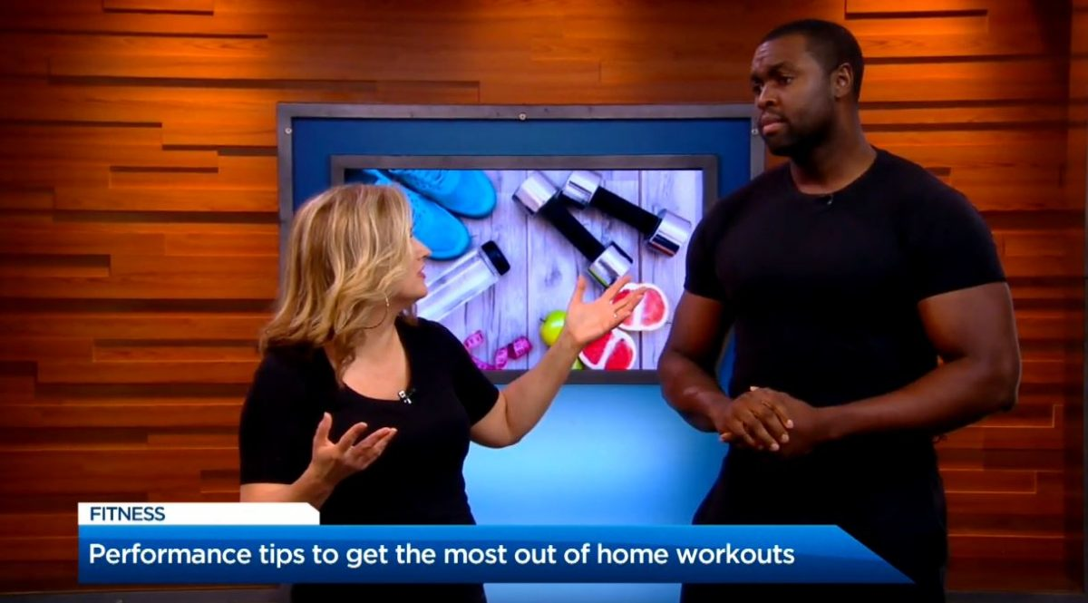 The Morning Show – Get the most out of your home workout Featured Image