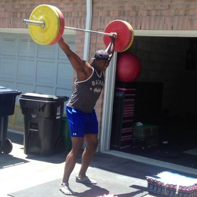 Exercise Spotlight: Band Resisted Overhead Squat Featured Image