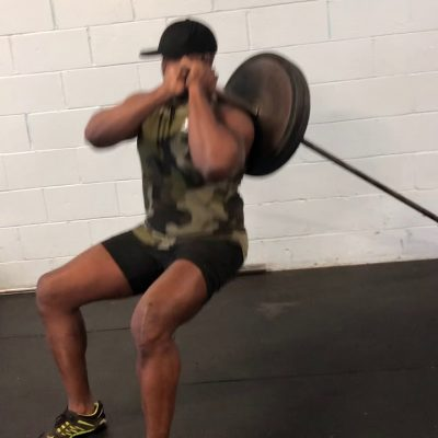 Exercise Spotlight: Landmine Hack Squat Featured Image