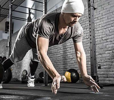 8 At Home Exercises to Build Muscle Without the Gym Featured Image