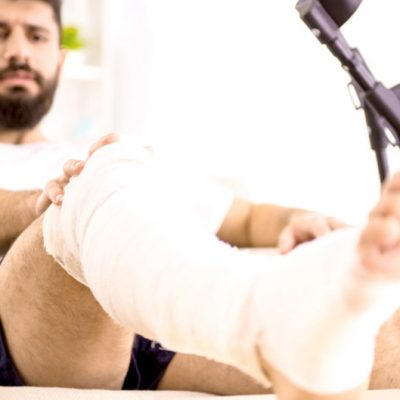 How to Train When You're Injured or Disabled Featured Image
