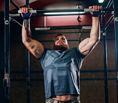 Pull ups for Big Guys Featured Image