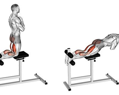 Exercise Spotlight: Nordic Curl Hip Hinge Featured Image